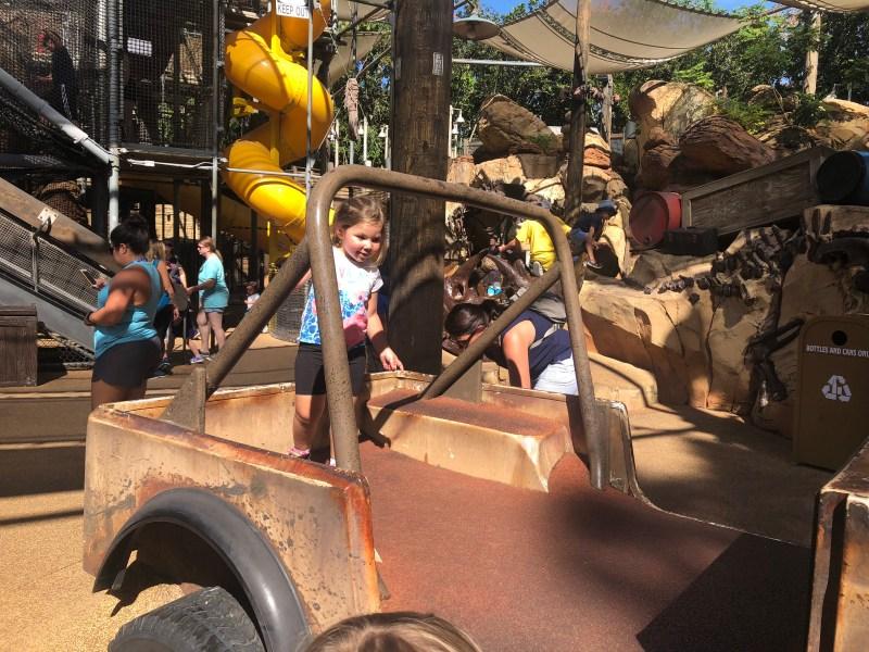 Disney's Animal Kingdom: Boneyard