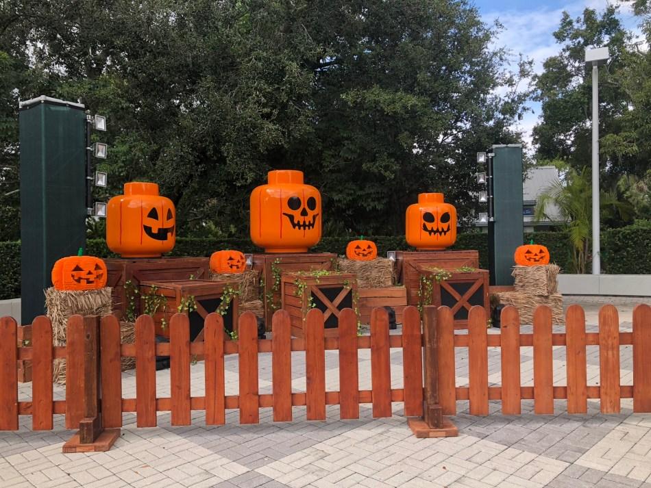 Halloween time at Legoland