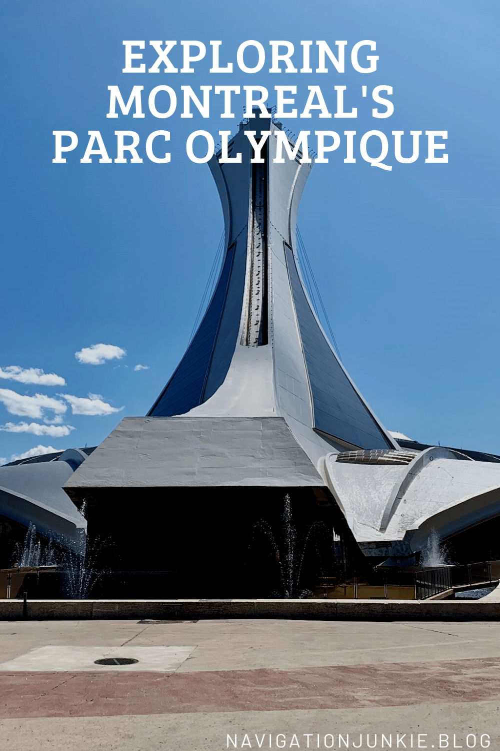 Montreal's Parc Olympique is home to many great attractions. Find out why you should visit!