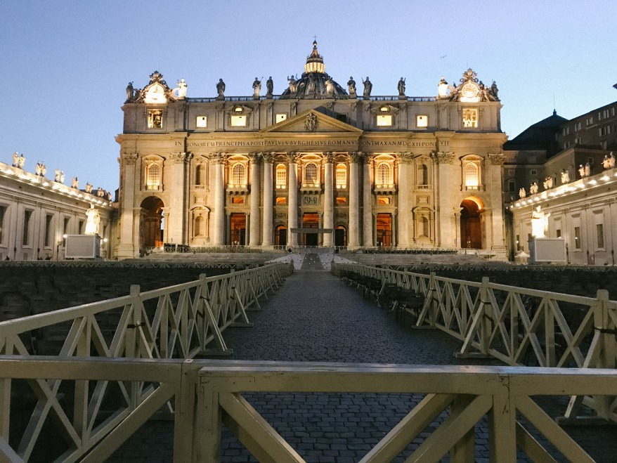 Vatican City, day trips from Rome.