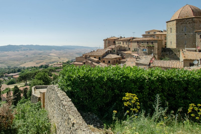 Volterra, day trips from Rome.