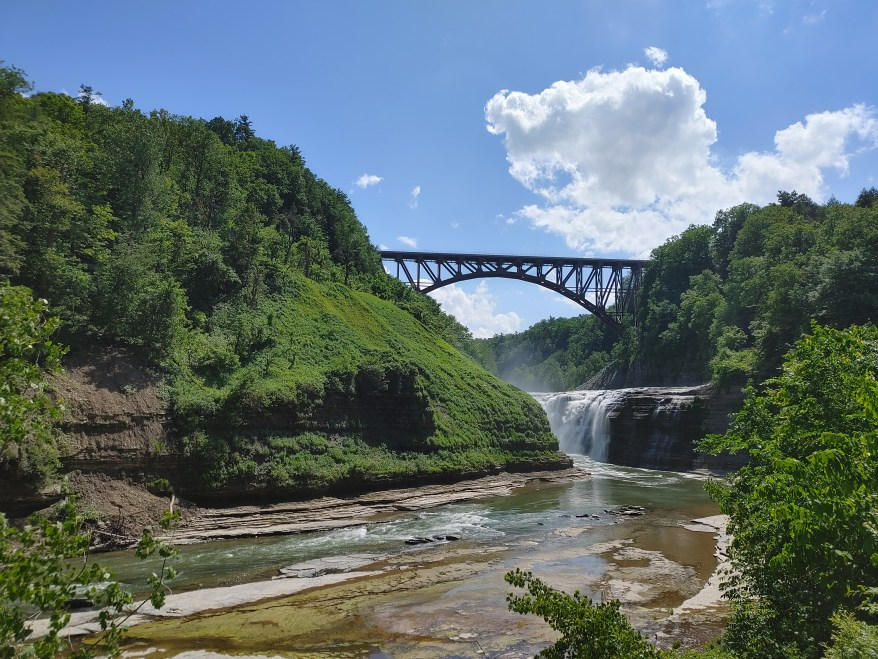 Letchworth State Park, NYS fall bucket list