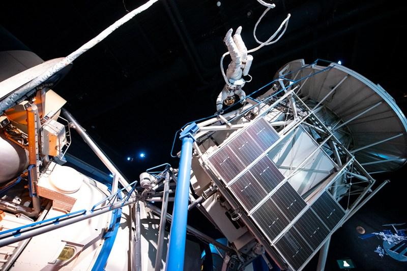 NASA Houston, family friendly fall destinations