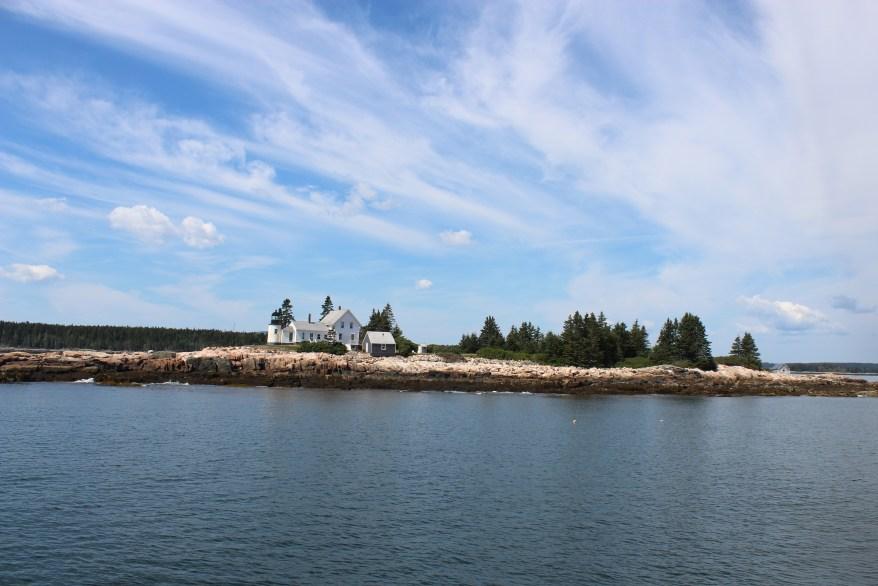 Mark Island, Maine.