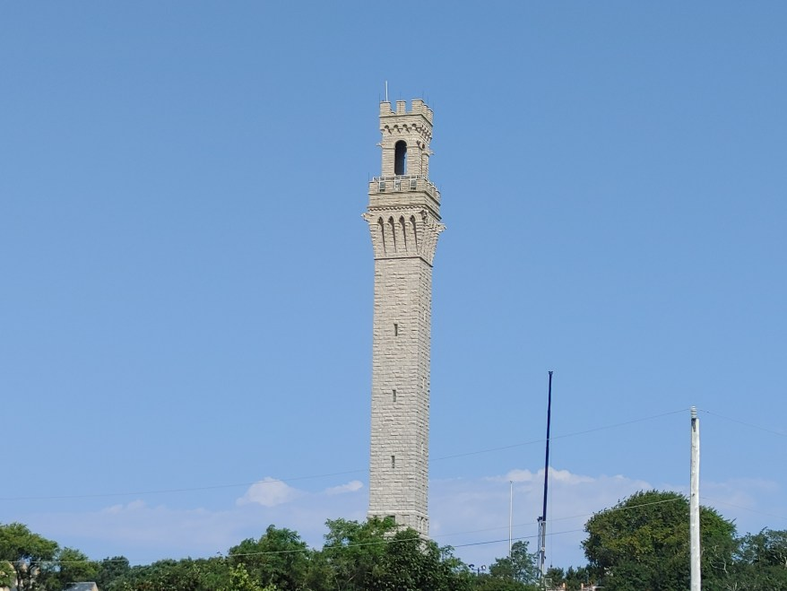 Pilgrim Monument. Provincetown with Kids.