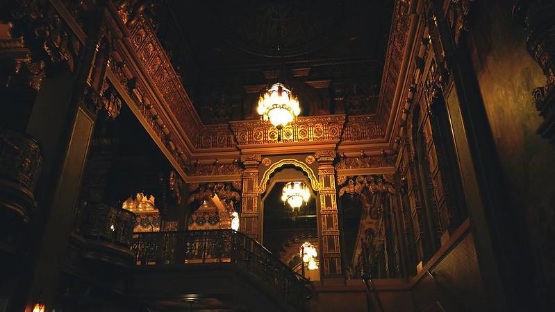 Landmark Theater, Haunted New York