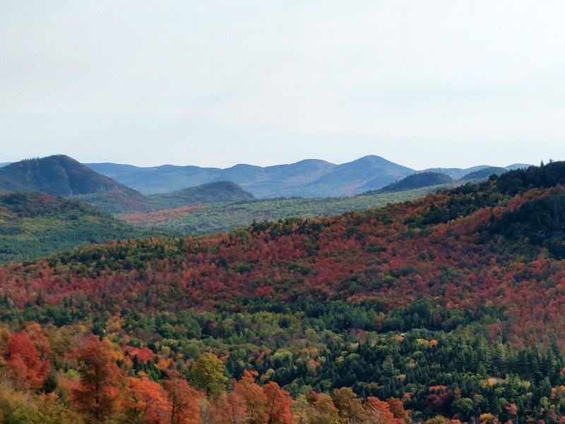 Little Whiteface view