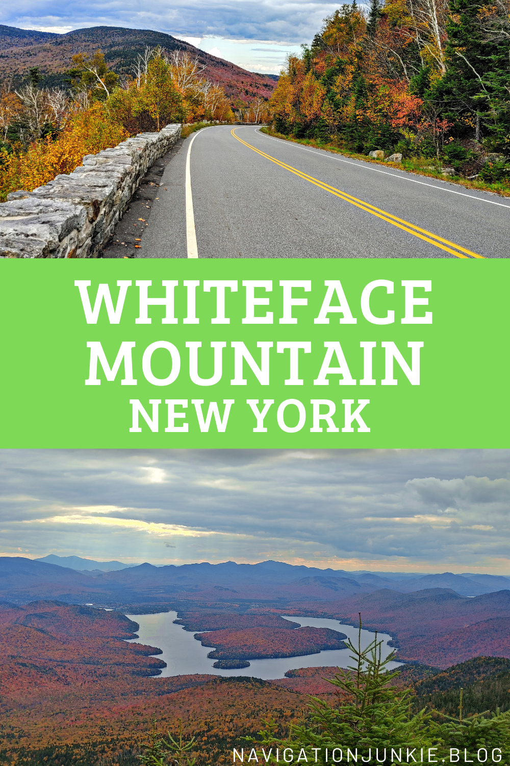 Whiteface Mountain in the Adirondack Mountains of NYS is a popular destination summer, winter, or fall. Explore all the ways there are to see its beauty!