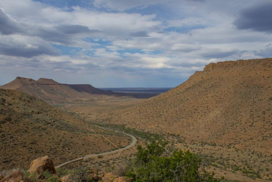 Karoo National Park, spookiest destinations