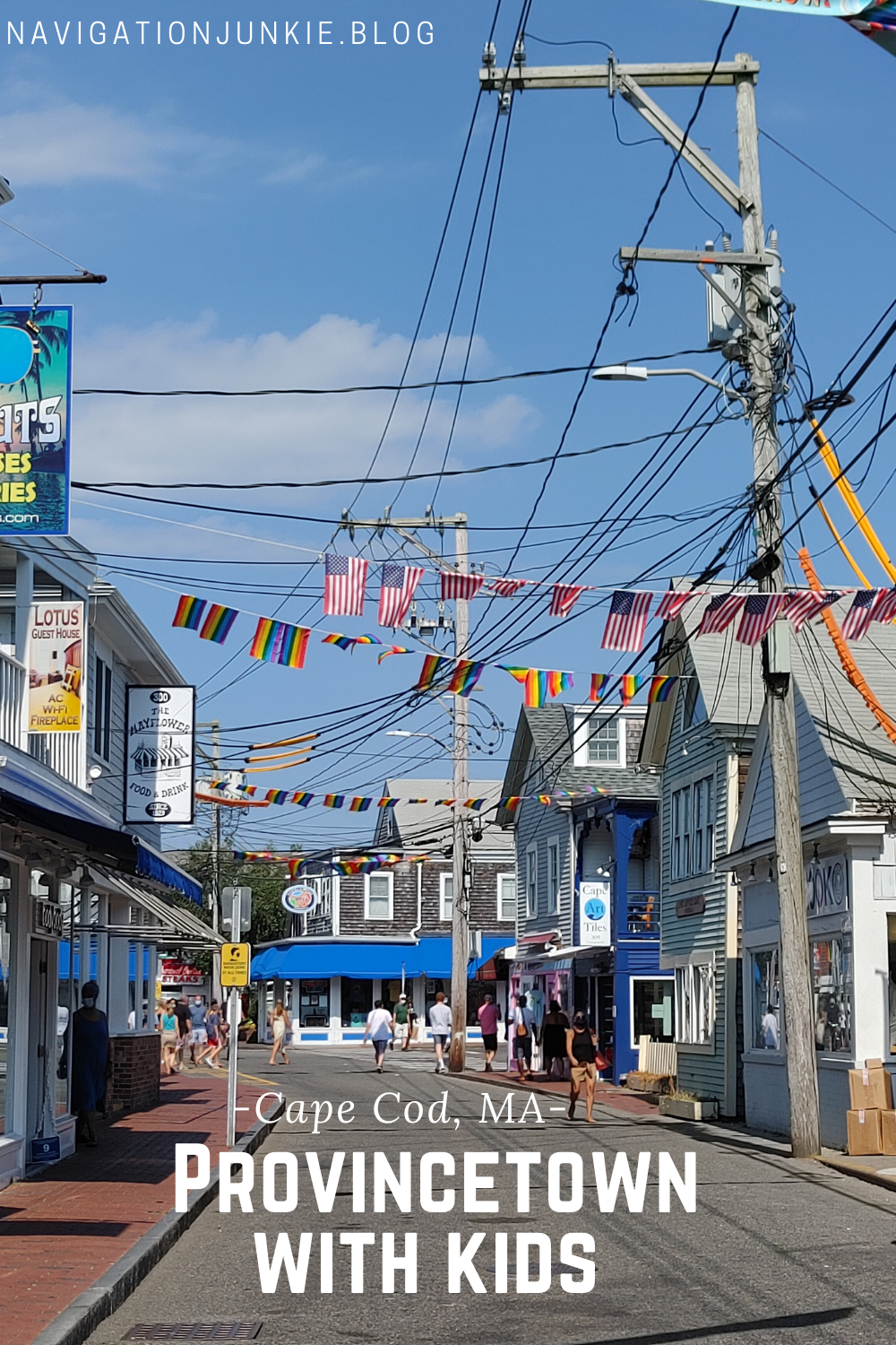 With white sand beaches, lighthouses, great food, culture, history, and family fun, Provincetown with kids makes for the perfect getaway.