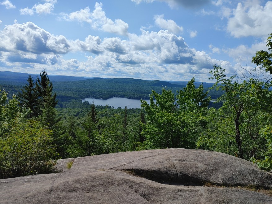 Viewpoint from Bald Mountain