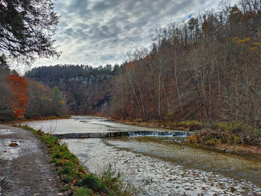 Taughannock Creek, Taughannock Falls State Park