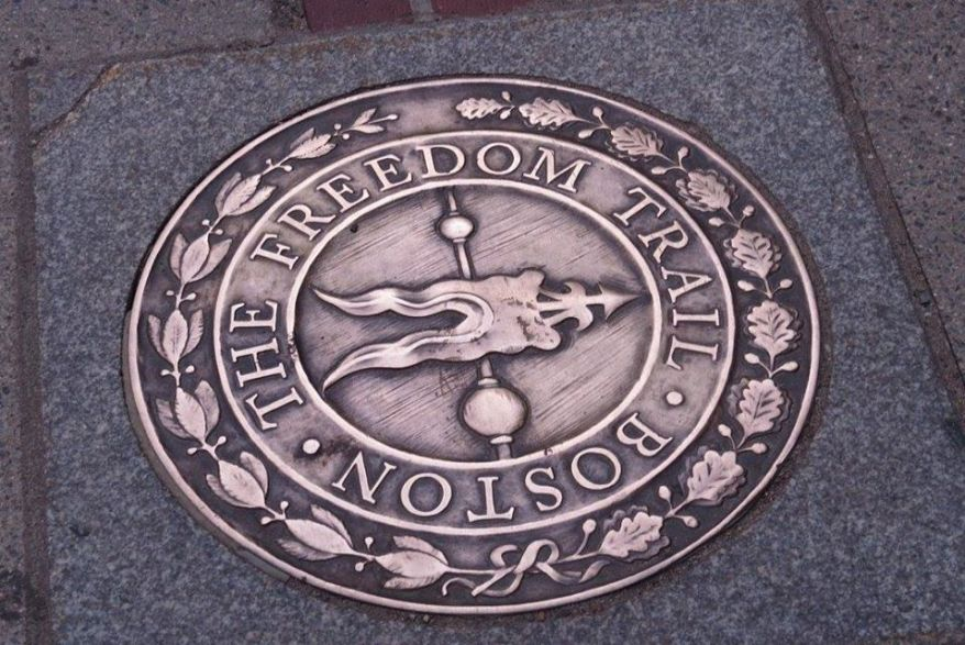 The Boston Freedom Trail, Boston with Kids