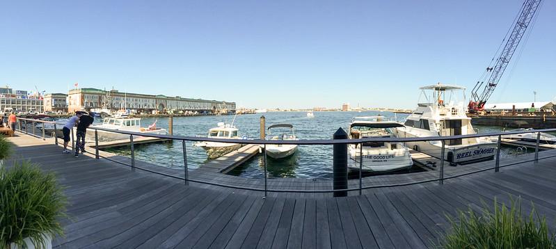 Legal Seafood Harborside
