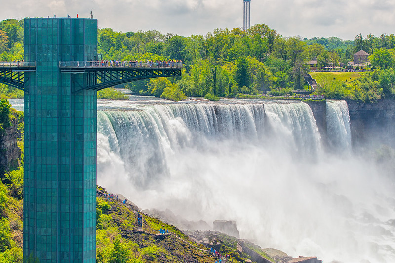 Niagara Falls Observation Deck, Niagara Falls with kids