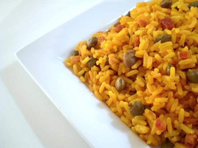 Arroz con Gandules, thanksgiving traditions