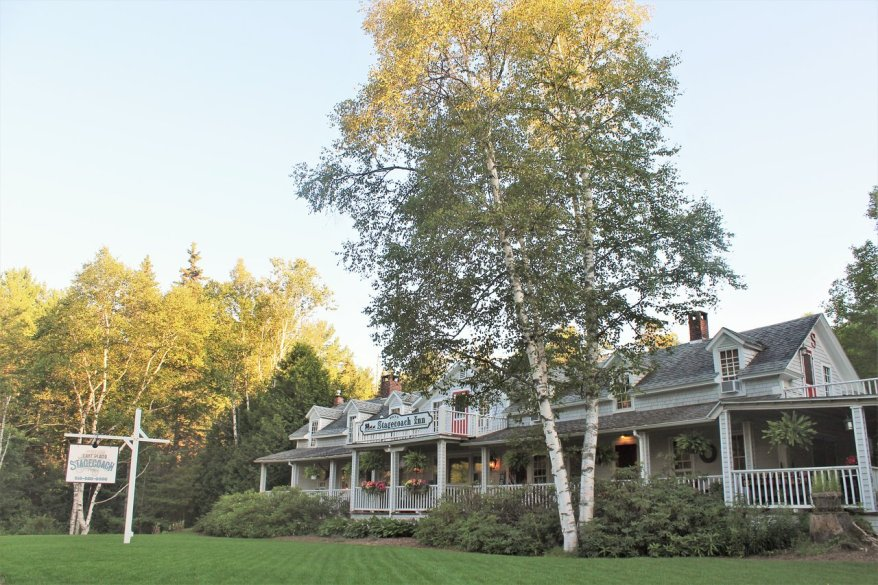 Stagecoach Inn, Lake Placid with kids