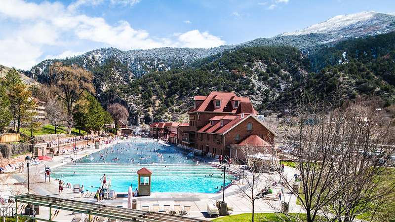 Glenwood Hot Springs Resort