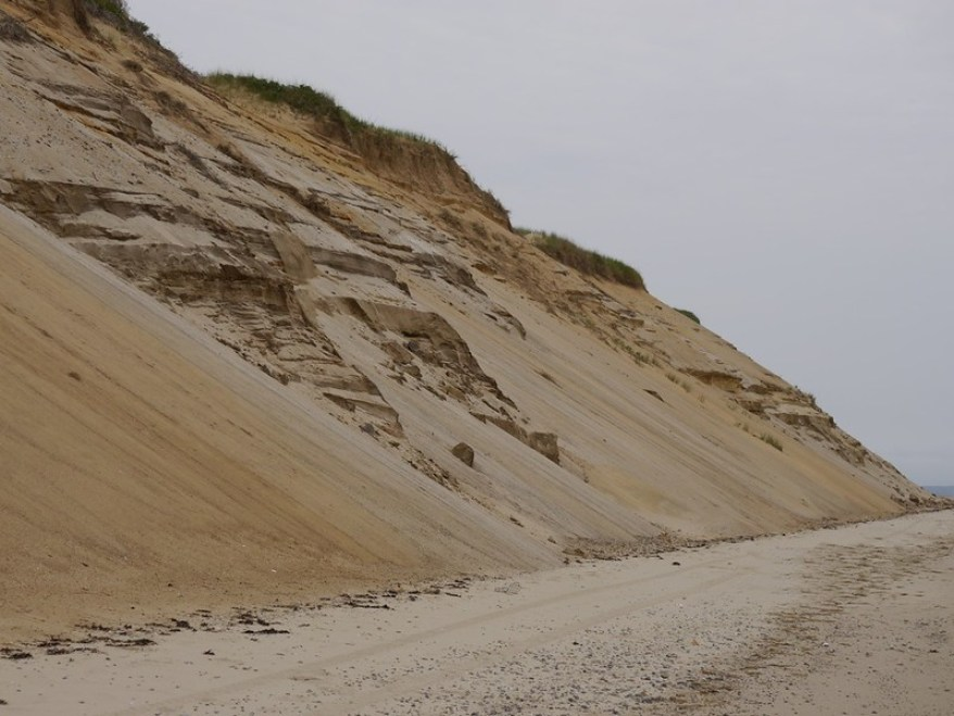 P-Town Sand Dunes, Cape Cod with Kids