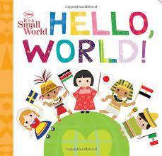 travel books to inspire wanderlust in kids: Hello, World!