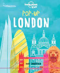 travel books to inspire wanderlust in kids: Pop Up London