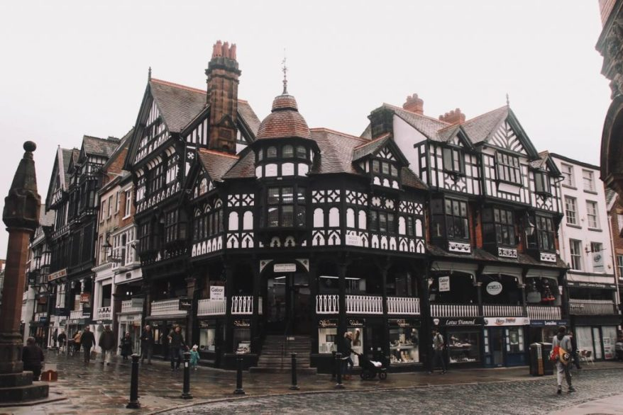 chester buildings