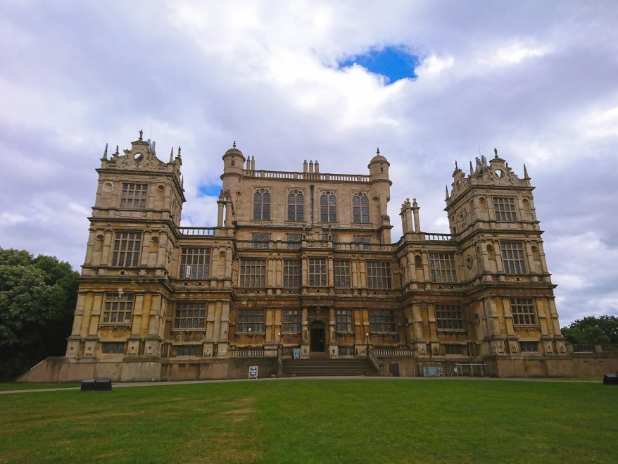 Wollaton Hall, family friendly cities in England