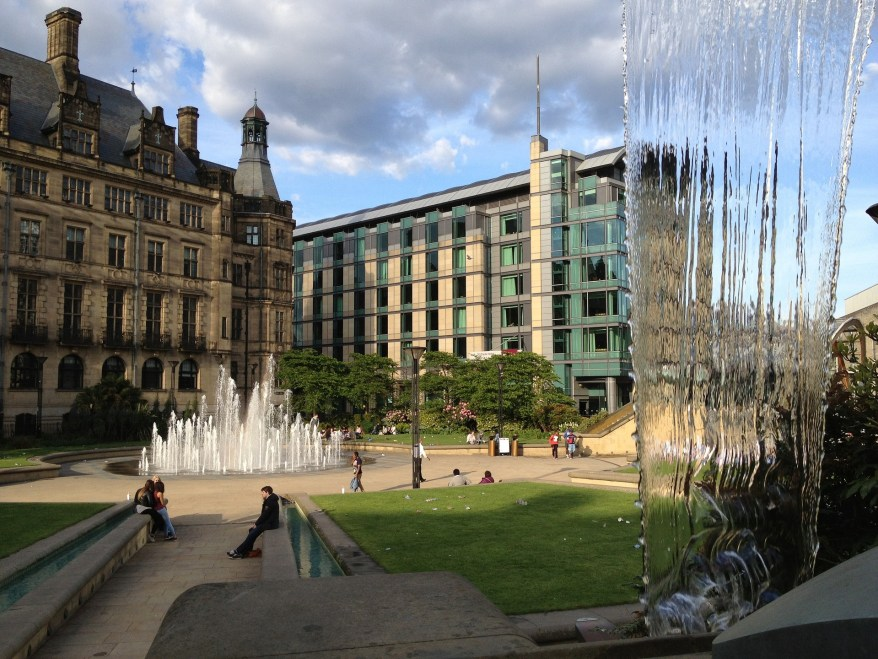 Sheffield, family friendly cities in England
