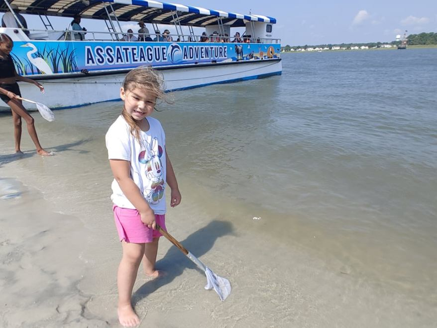 assateeague adventure boat tour