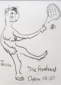 Julian Dyson - The Forehand - £180