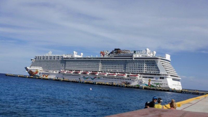 Western Caribbean Cruise on Norwegian Getaway