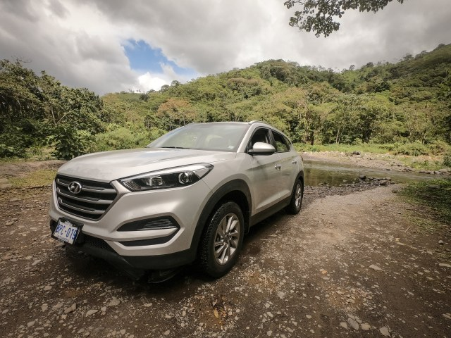 rental car booking in Costa Rica