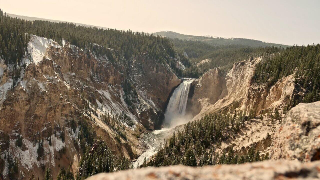 Yellowstone National Park Cinematic Travel Film