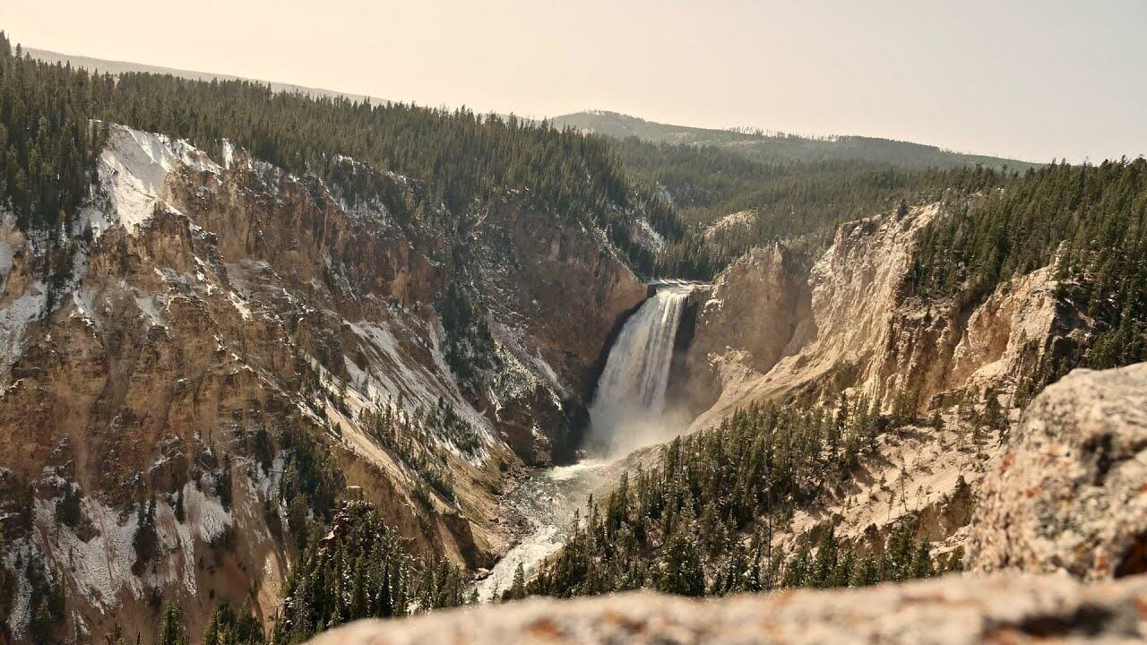 Yellowstone National Park Cinematic Travel Film