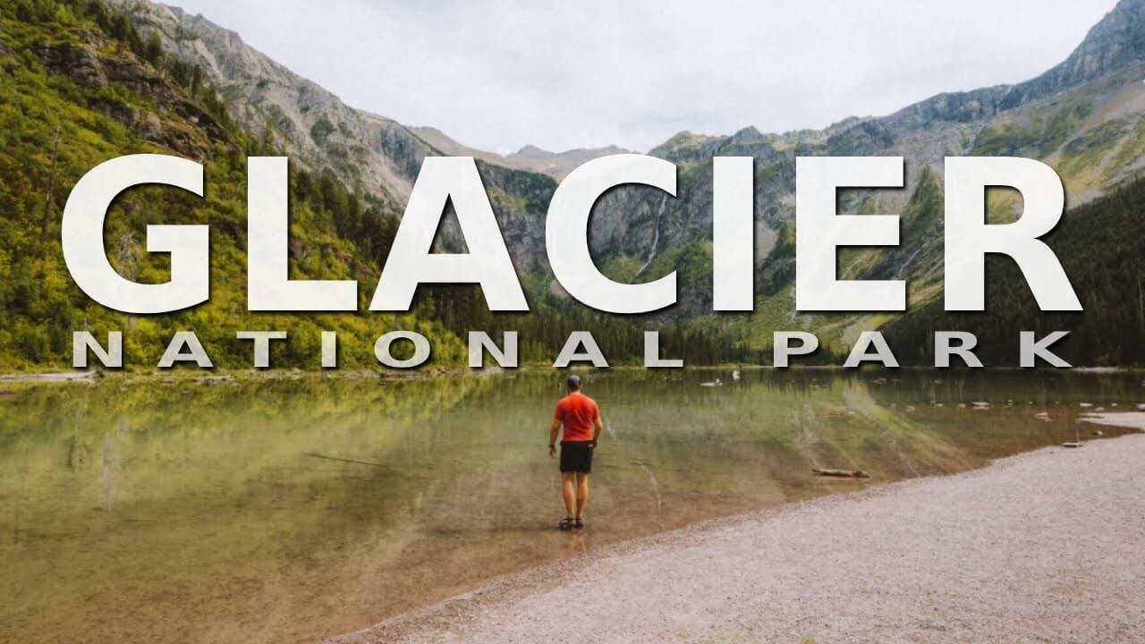 Avalanche Lake in Glacier National Park Travel Video