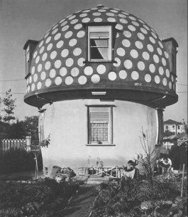 Casa a fungo Martesana