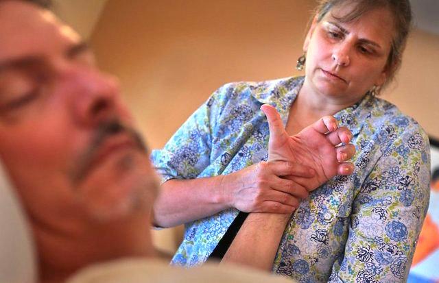 massage & ALS