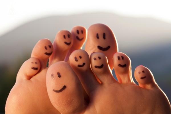 happy feet - healing from plantar fasciitis
