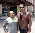 With Sudhanshu Pandey
