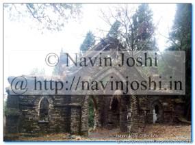 English Cemetery, Pines, Nainital