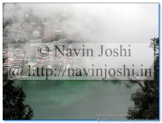 London Fog in Nainital