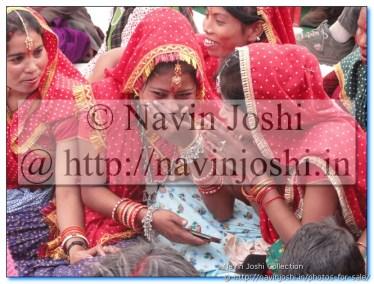 Tharu women