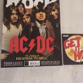 AC/DC magasin. Foto: Privat
