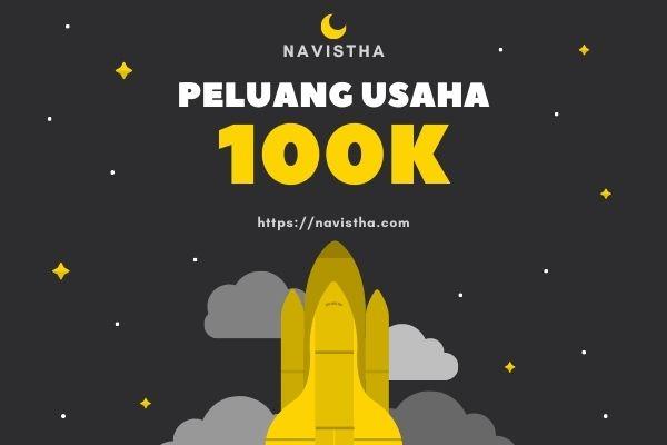 peluang usaha modal 100 ribu