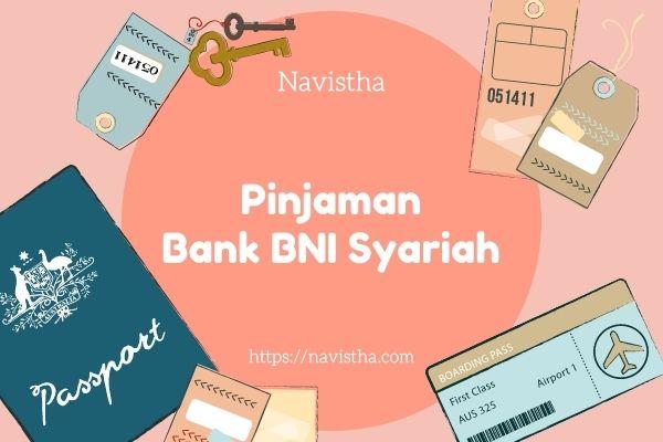 pinjaman bank bni syariah