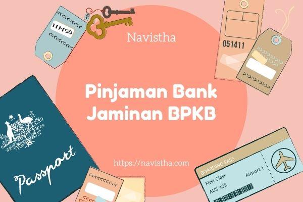 pinjaman bank jaminan BPKB Mobil