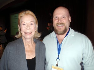 Louise Hay with Andy Grant