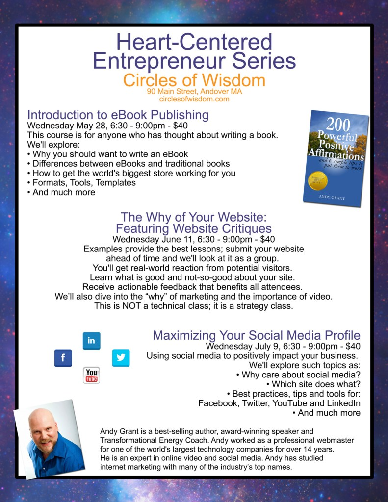 Entrepreneur Series