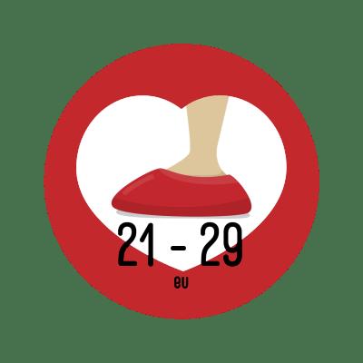 Baby (EU 21 - 29)