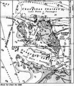 Рекоммендации по корректуре Адмиралтейских  карт